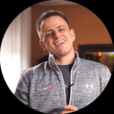 Weston Zimmerman - CEO - SynkedUP LLC